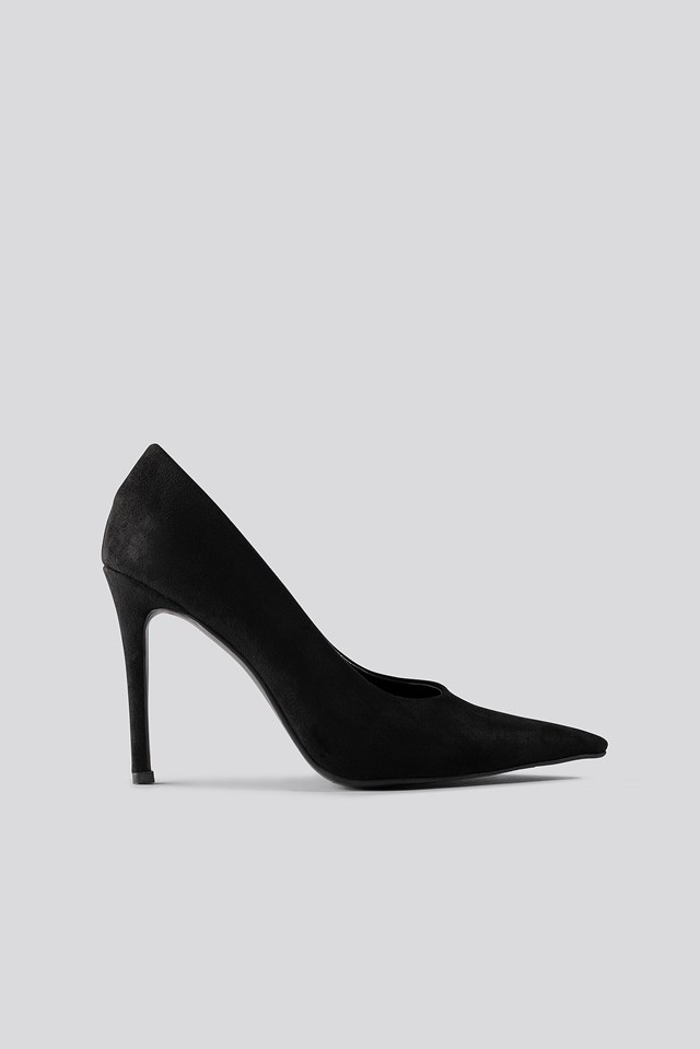 Extreme Pointy Stiletto Pumps NA-KD Shoes
