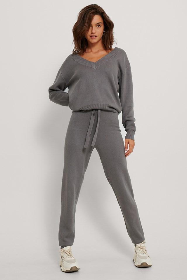 Lounge Pants Grey