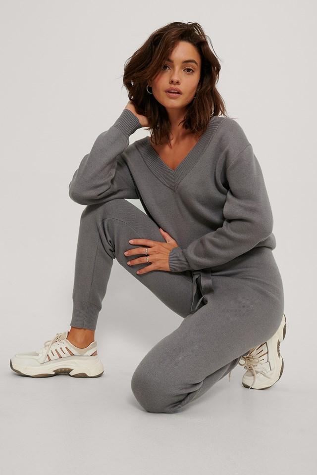 Lounge Sweater Grey