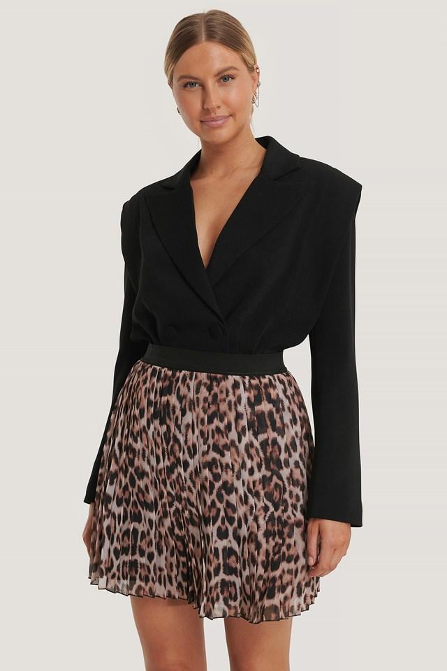Mini Pleated Skirt Leo