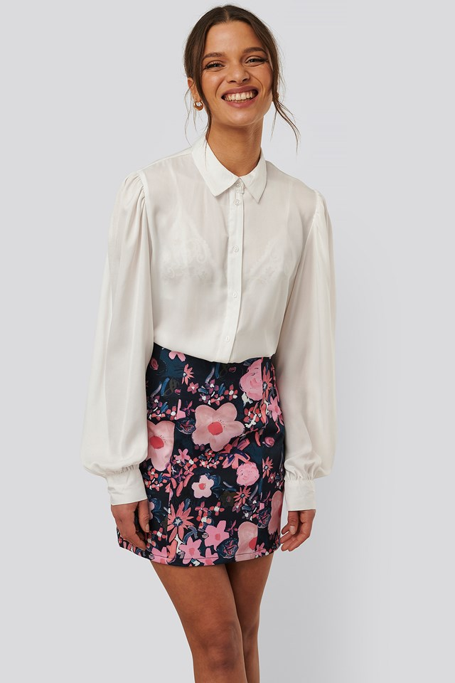 Mini Skirt NA-KD Trend