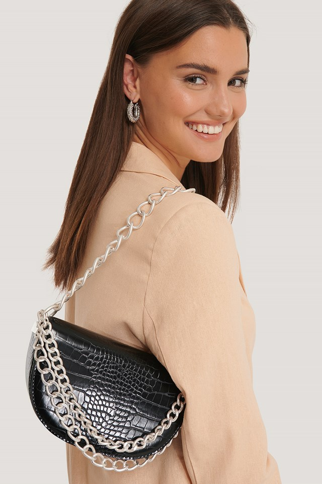 Multipack Bag Chains Silver