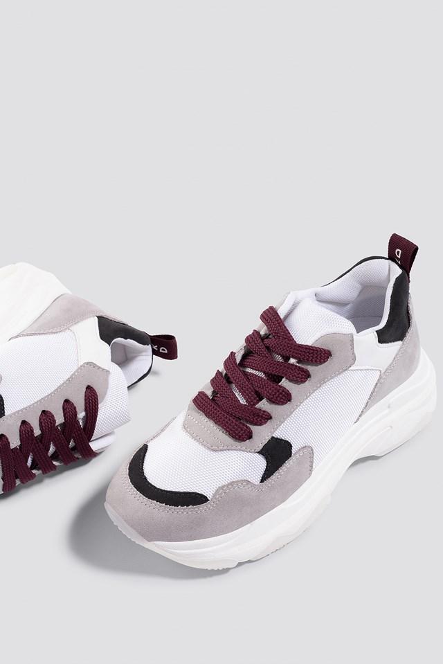 NA-KD Chunky Trainers NA-KD Shoes