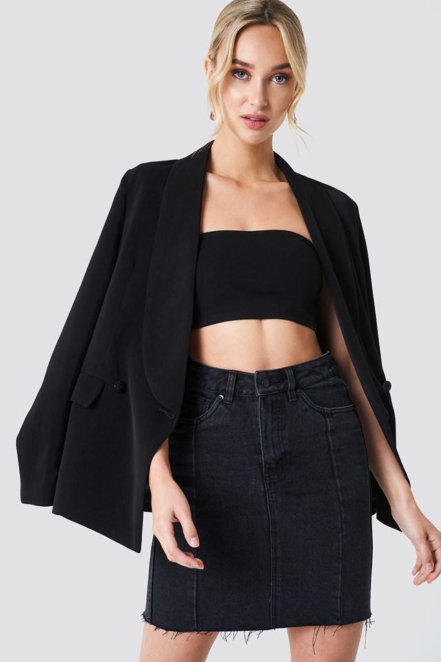 Panel Skirt NA-KD