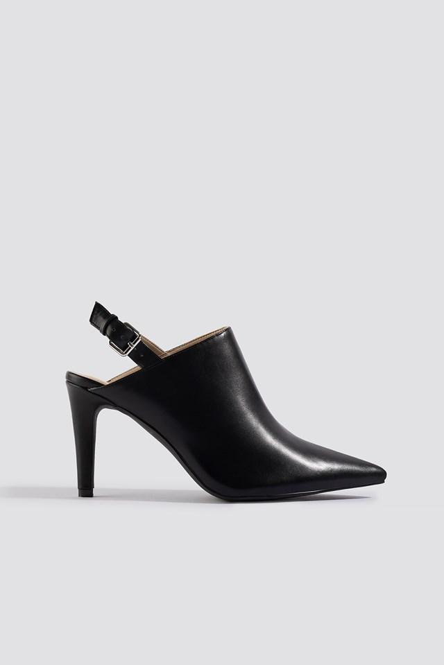 Pointy Slingback Pumps NA-KD Shoes