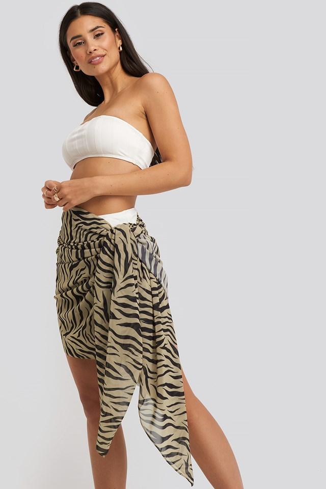 Sarong Zebra
