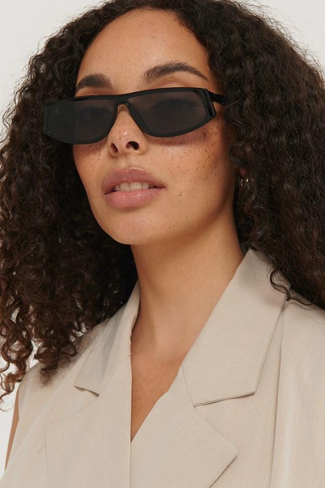 Slim Cycle Sunglasses Black