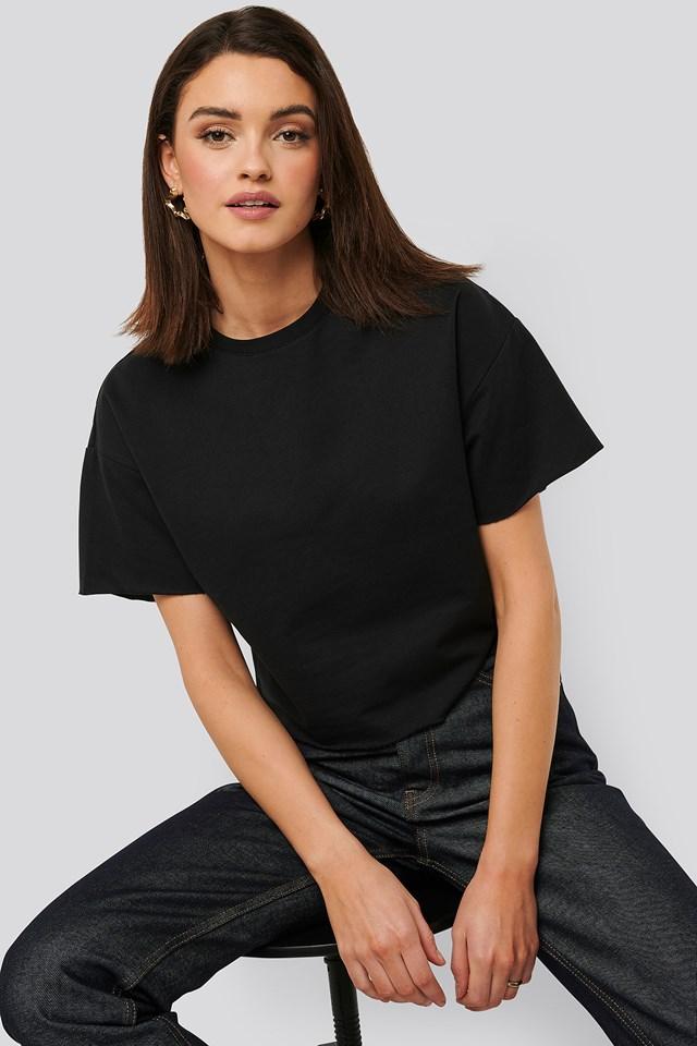 Sweatshirt Tee NA-KD Basic