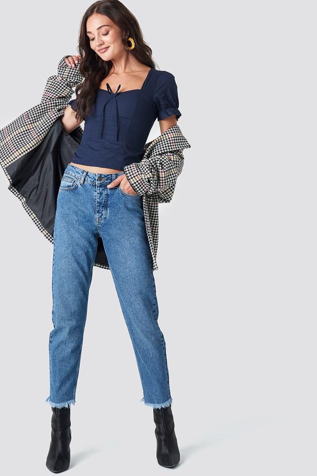 Louisa Straight Jeans Rut&Circle