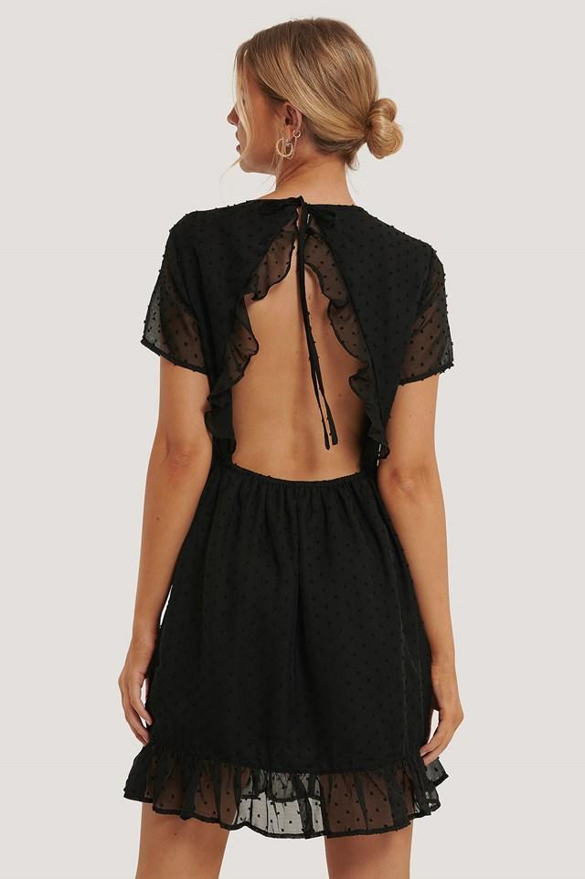 Lovisa Mini Dress Black