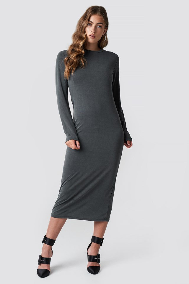 Polo Midi Dress Rut&Circle