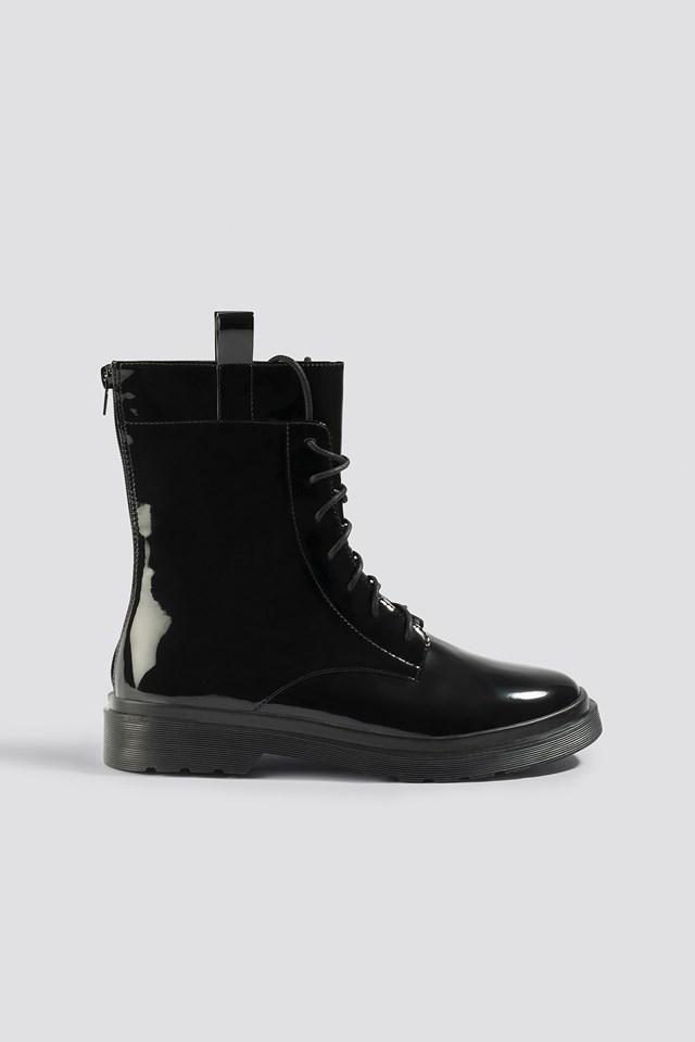 Chunky Boots Sahara Ray x NA-KD