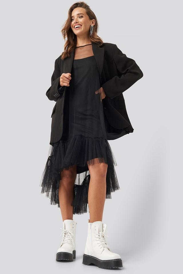 Epis Dress Black