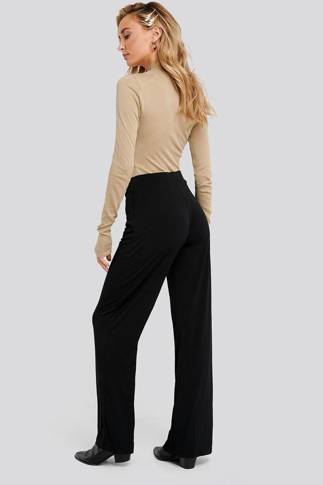 Gro Pants Black