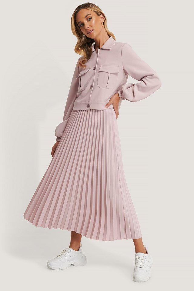 Nitro Skirt Antique Rose
