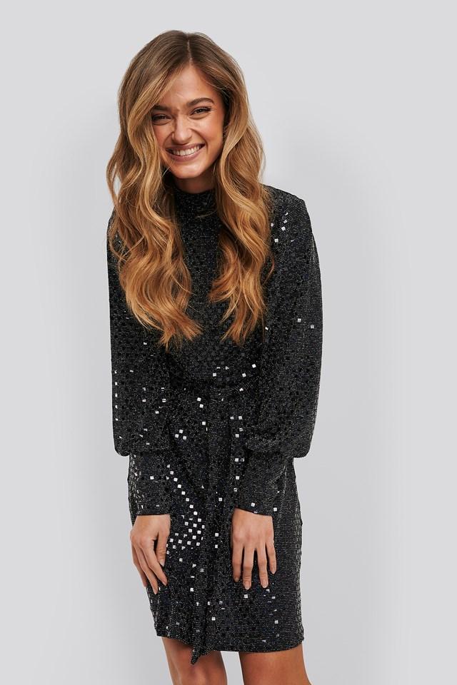Nono Dress Black