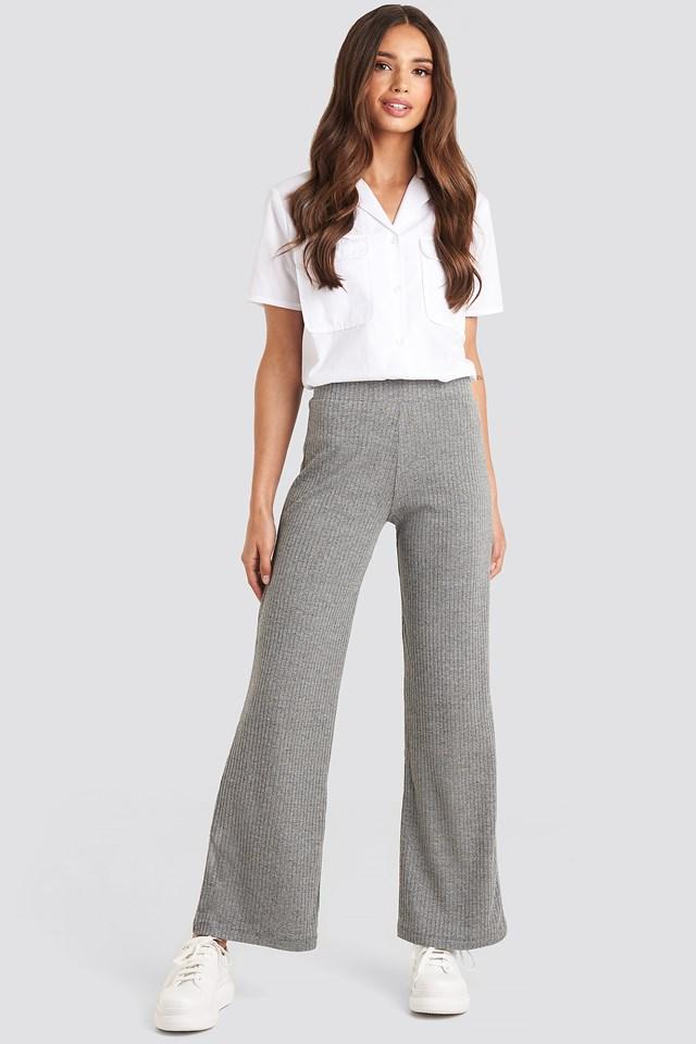 Pro Pants Grey Melange