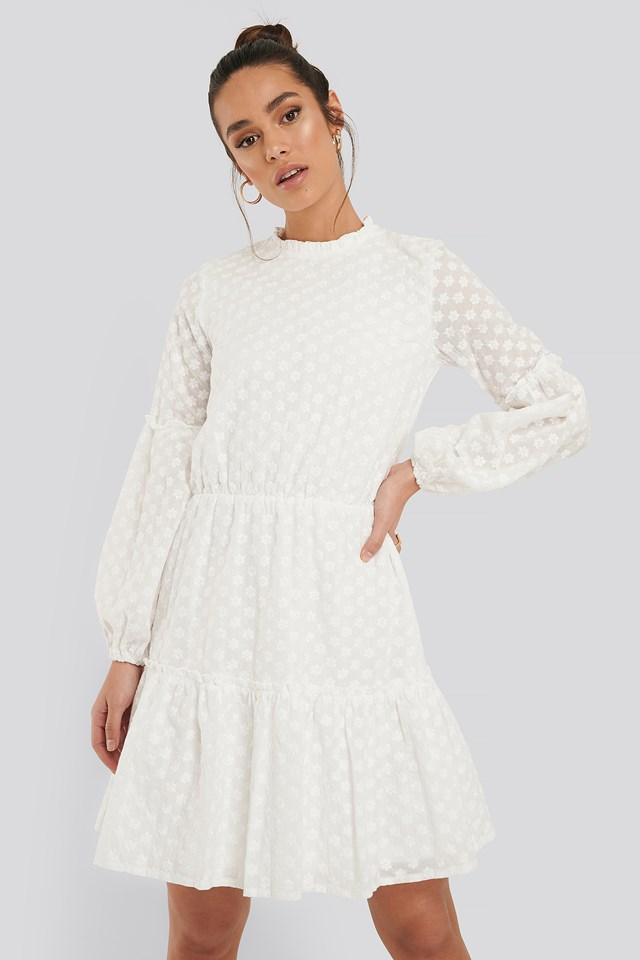 WD Minidress Cream