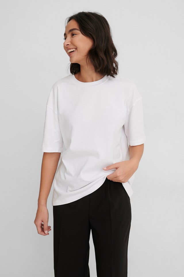 Offwhite Oversized T-shirt