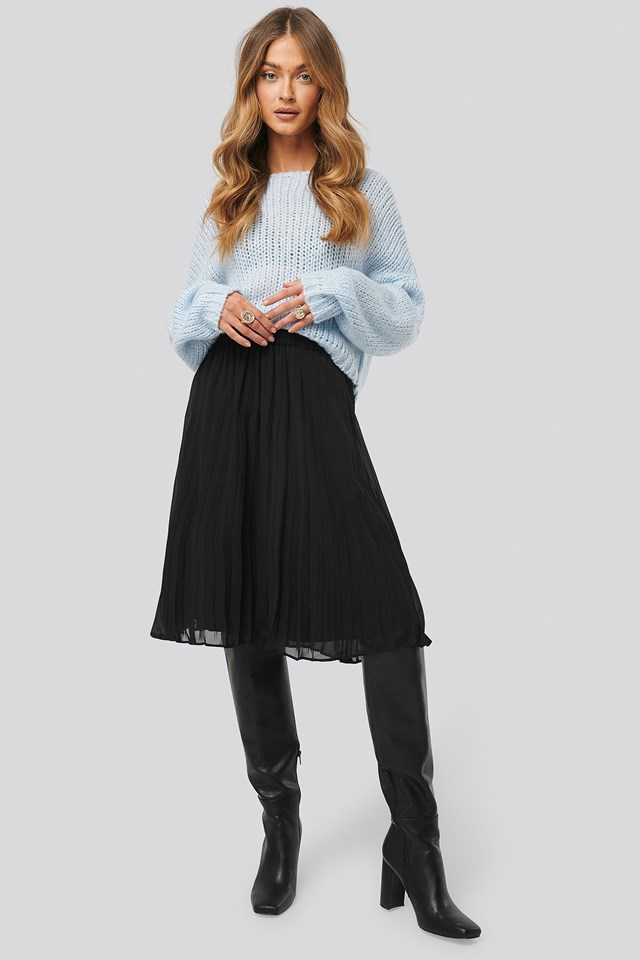 Black Billie Skirt