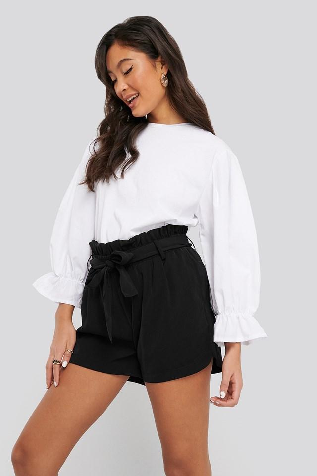 Dora Shorts Black