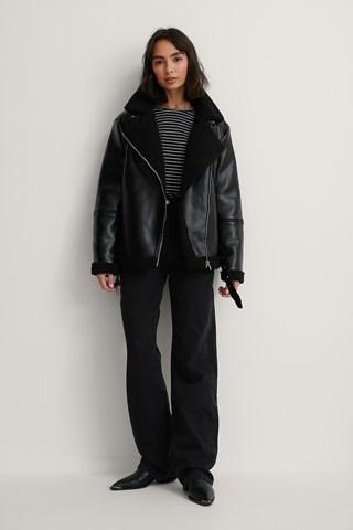 Black Kerria Jacket