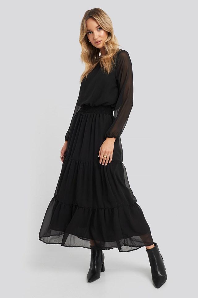 Nicoline-M Dress Black Outfit