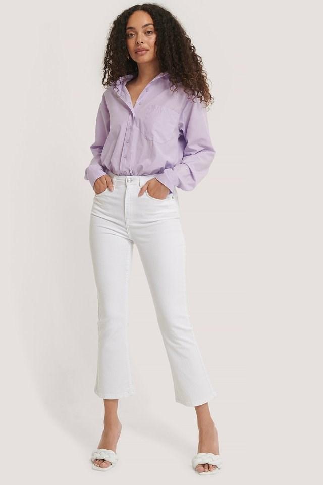 Kick Flare Skinny Jeans