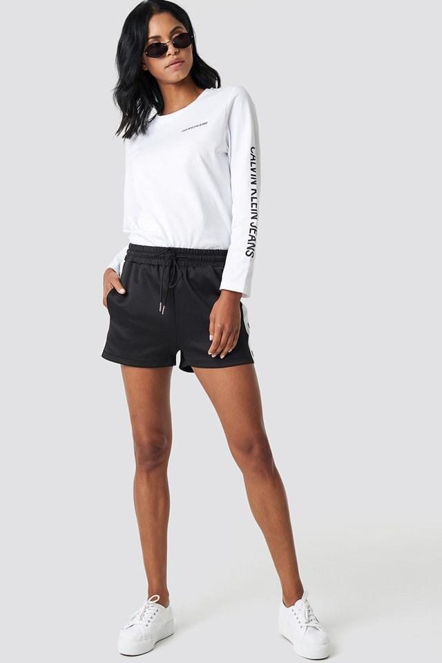 Streetwear Sweatshirt and Shorts