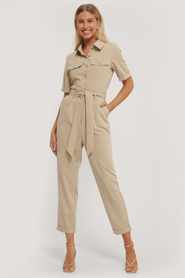 Janitor Jumpsuit Outfit