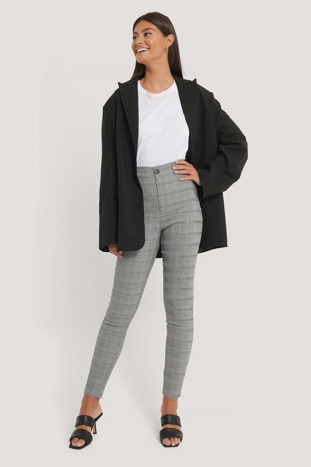 Slim-Fit Pants