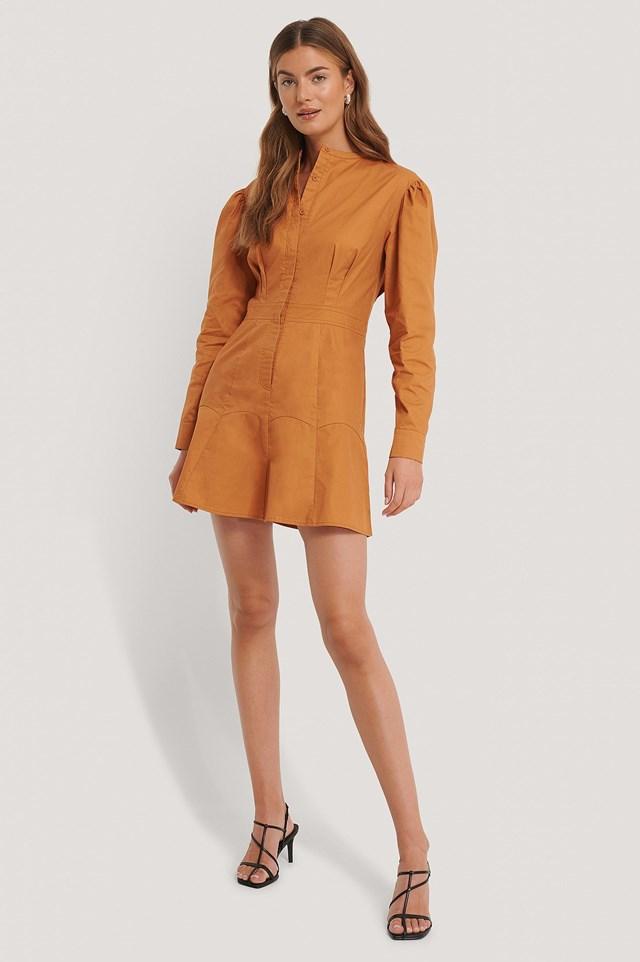 Mandarin Dress Outfit