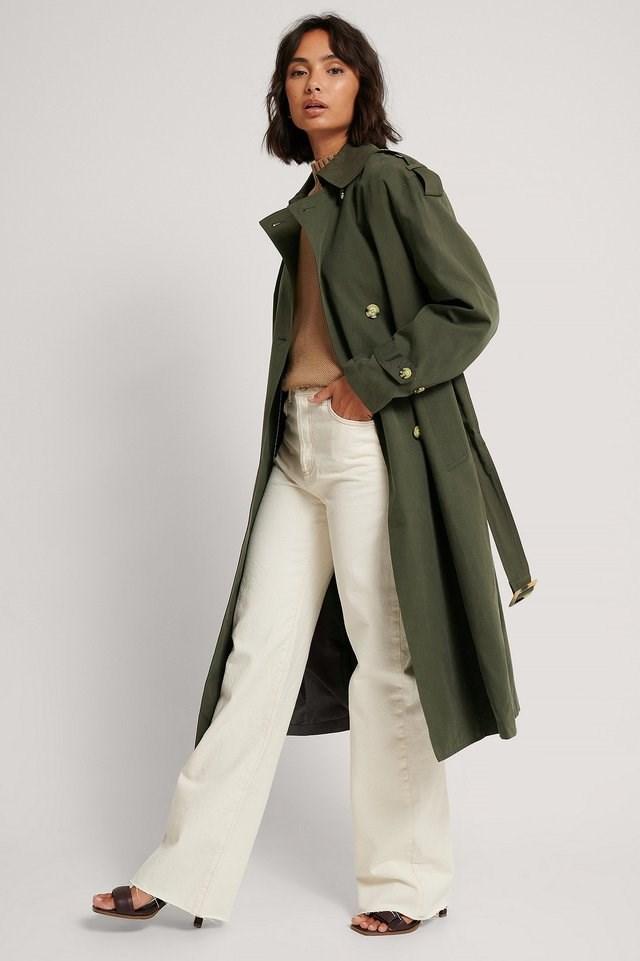 Feb Trench Coat