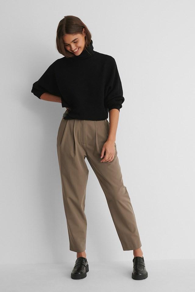 Caravan Sweater Outfit!