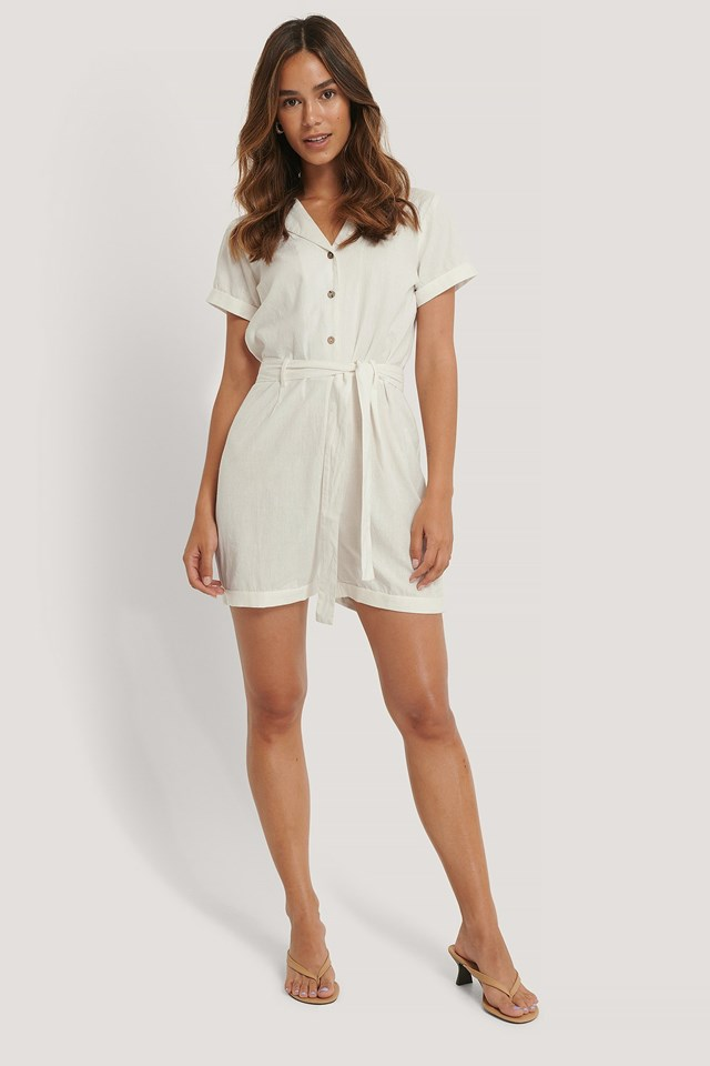 Andrea Playsuit Outfit.