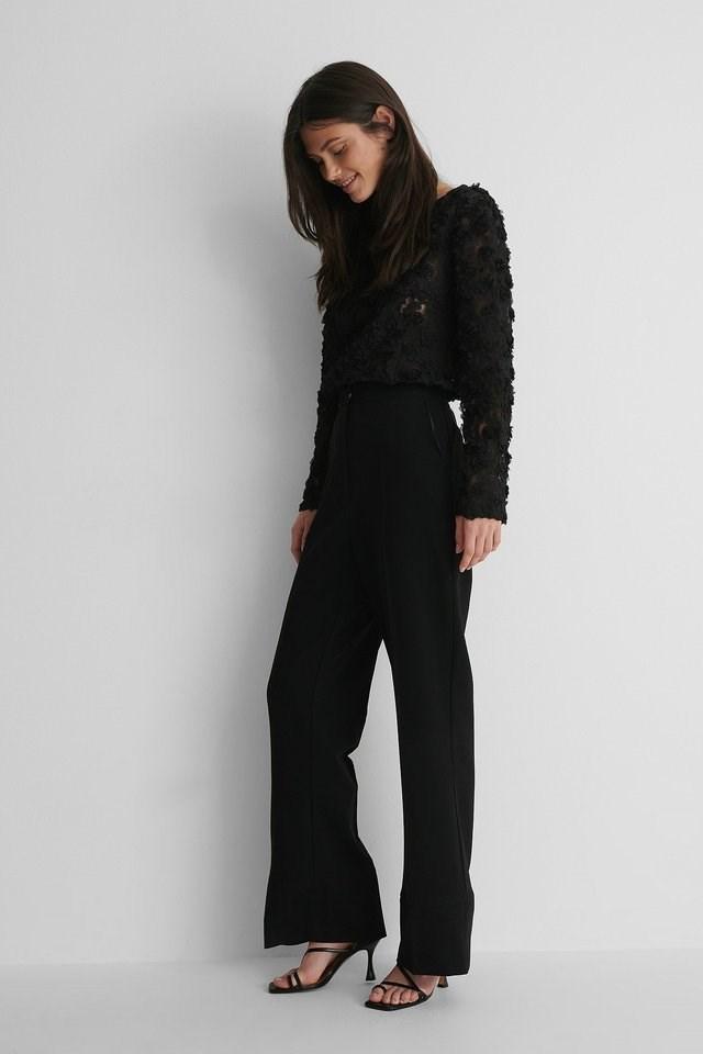 Jennifer Top Outfit.
