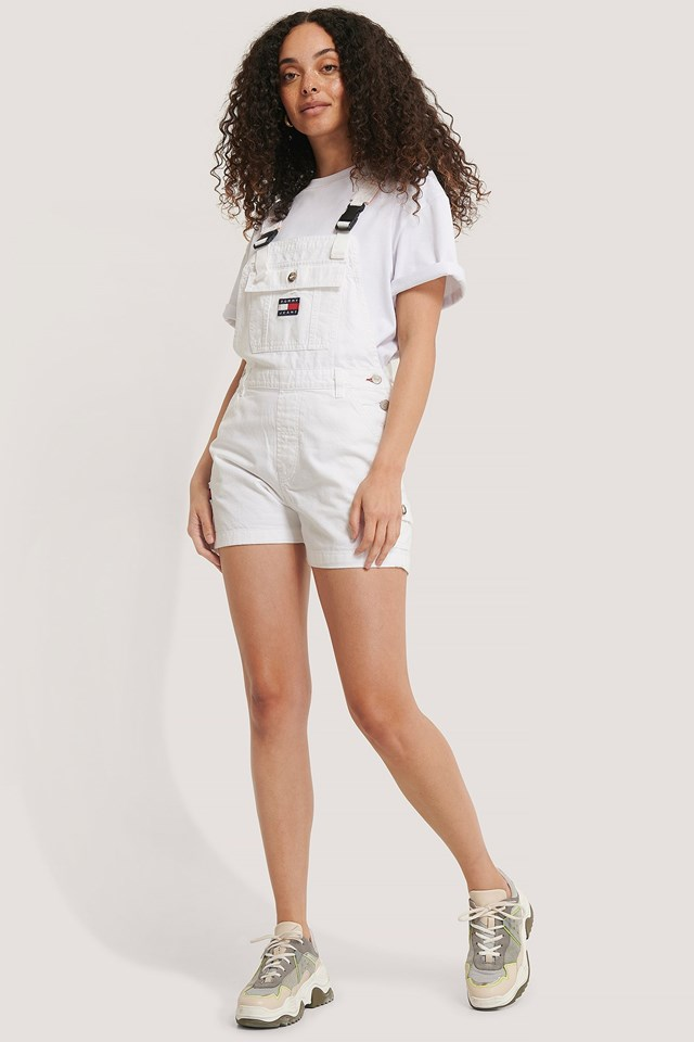 Dungaree Short Outfit.