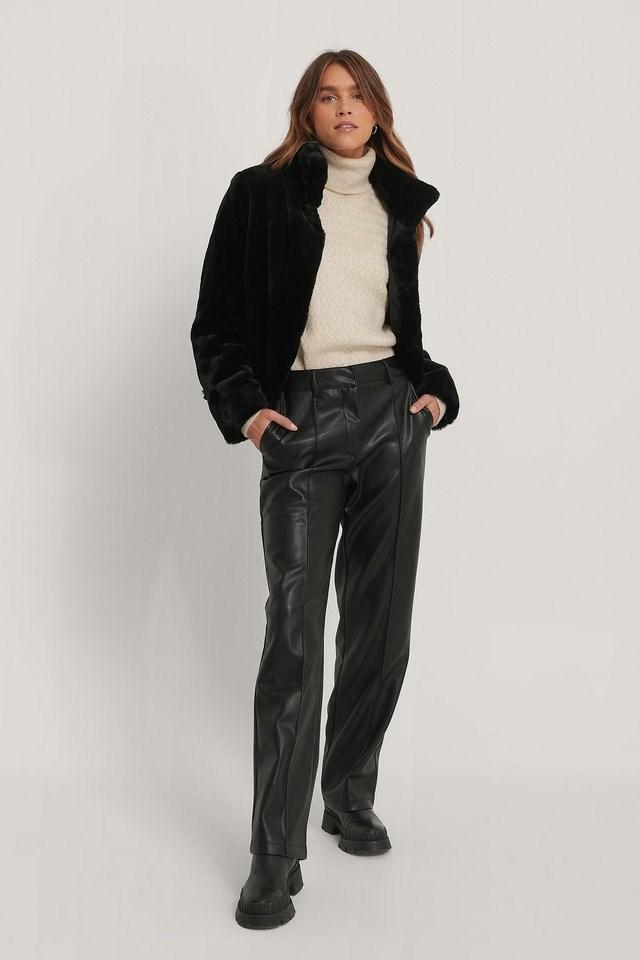 Campbell Jacket Black.