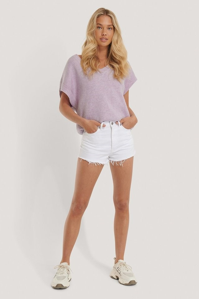 Skye Shorts Outfit.
