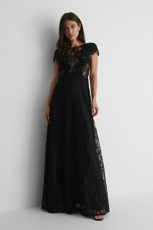 Black Estelle Dress