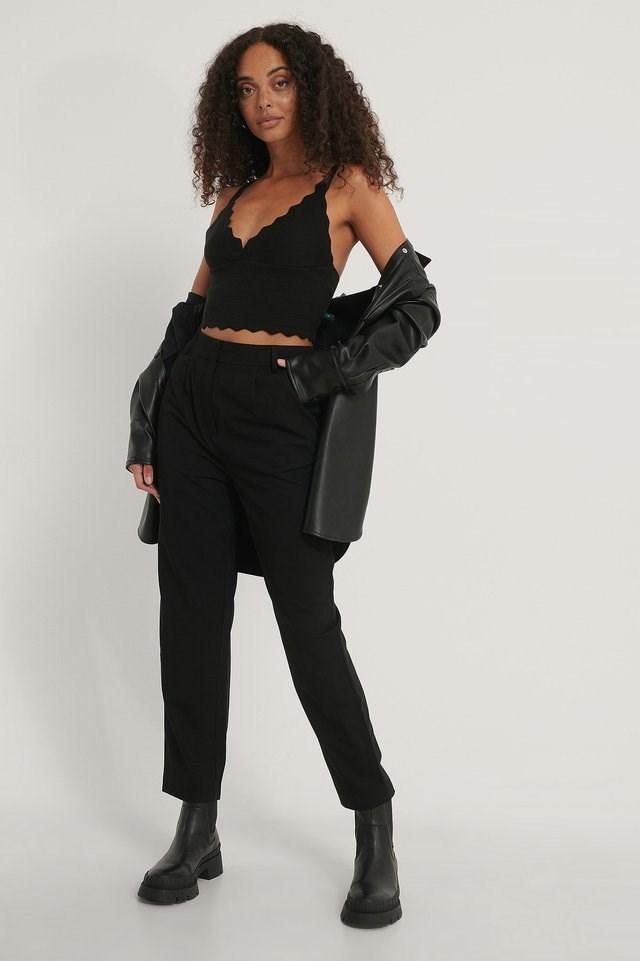 Carmen Top Outfit.