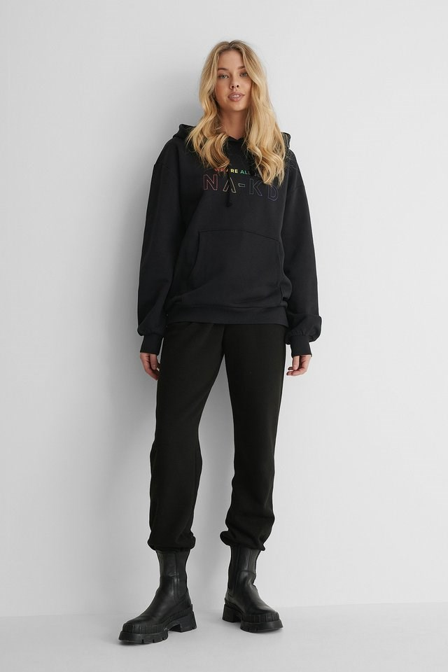 Staff Hoodie Outfit.