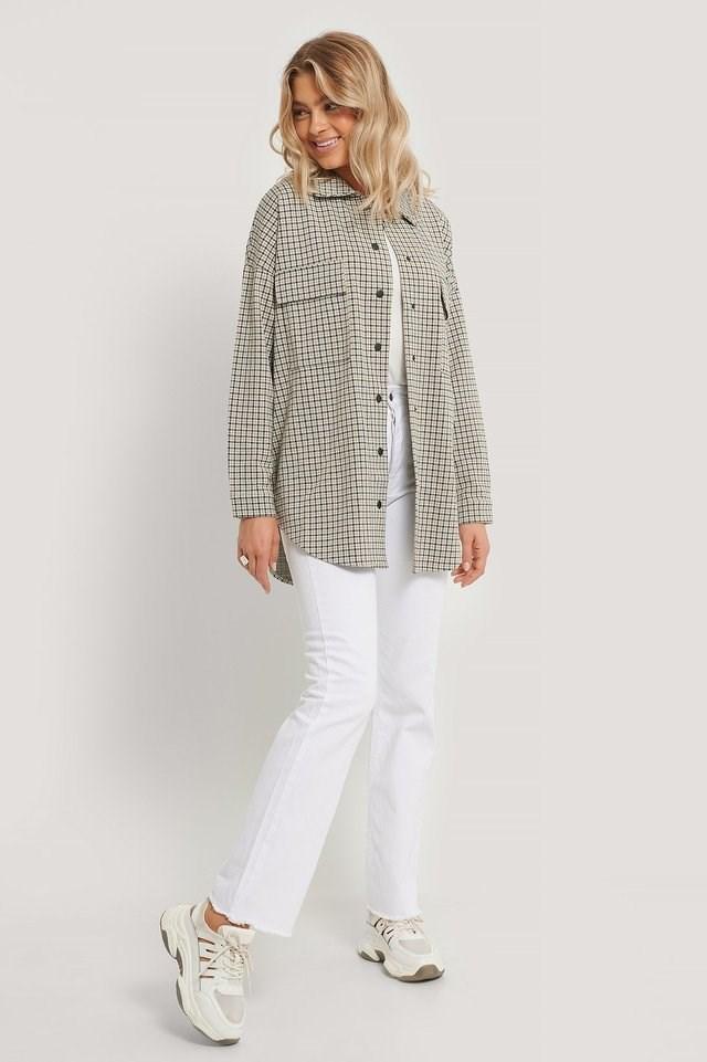 Pelia Jacket Outfit.