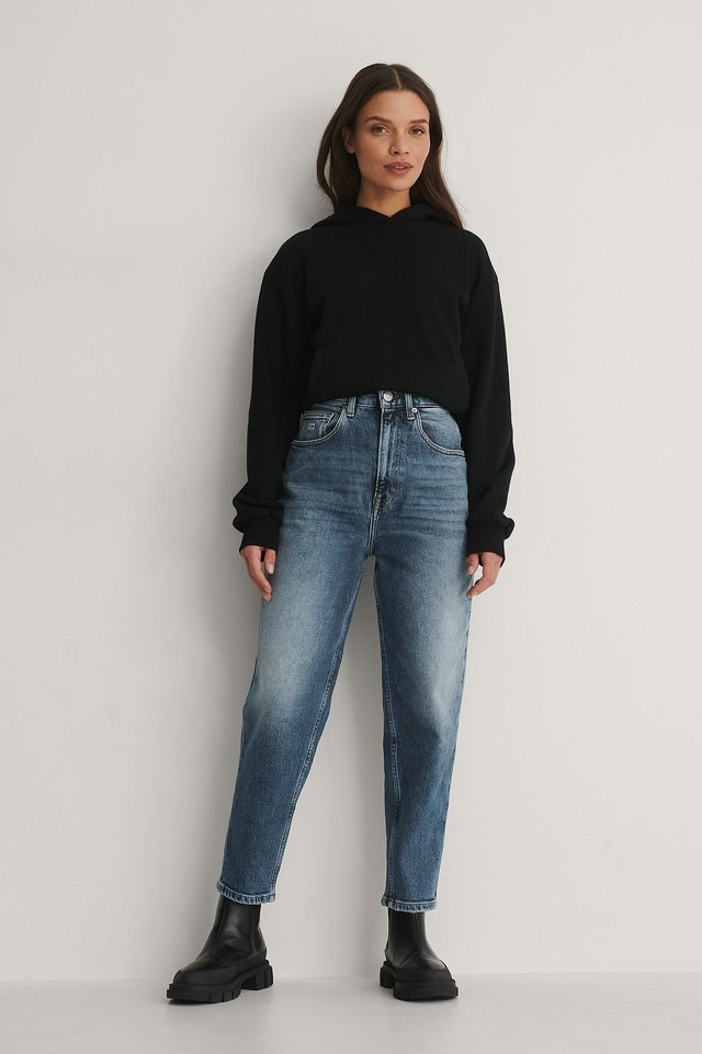 Mom Jeans High Rise