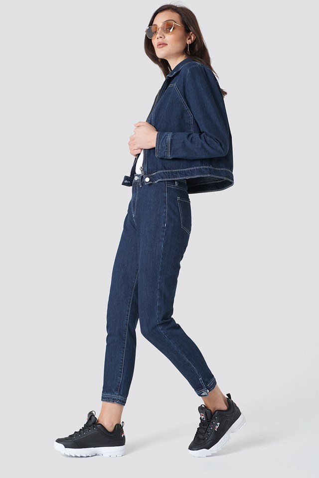 All Everyday Denim Outfit