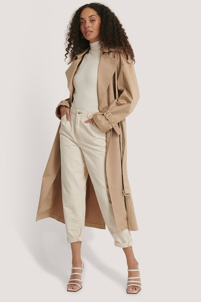 Lism Trench Coat Outfit.