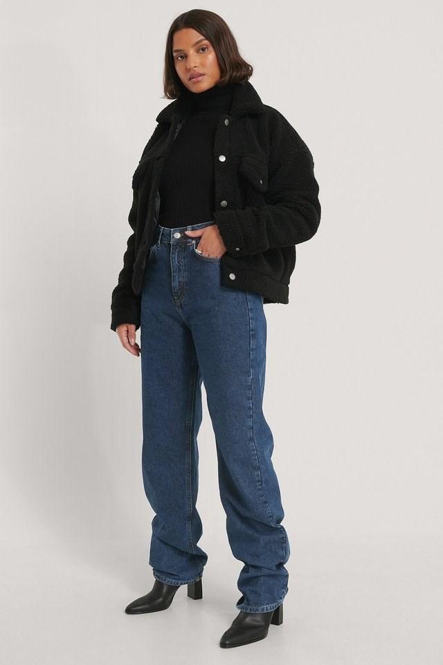 Pixley Jacket Black Outfit.
