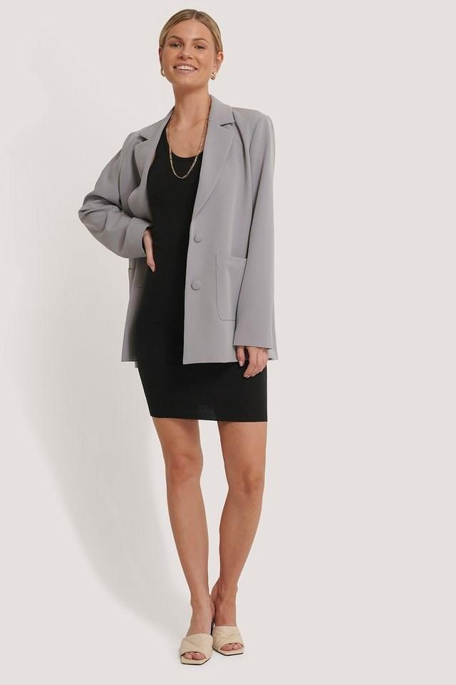 Livia Dress Outfit.