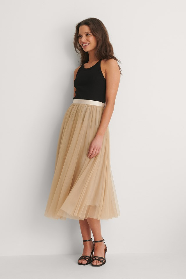 Flawless Skirt Outfit.