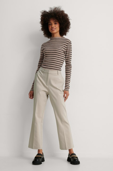 Kick Flared Pants Outfit.